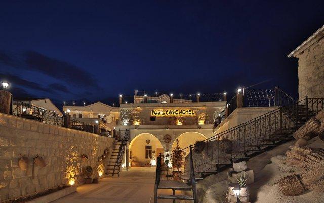 Fosil Cave Hotel Турция, Ургуп - отзывы, цены и фото номеров - забронировать отель Fosil Cave Hotel онлайн вид на фасад
