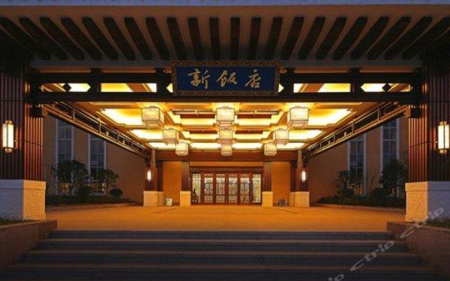 New Hotel вид на фасад