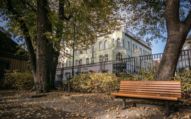 Отель City Living Schøller Hotel Норвегия, Тронхейм - отзывы, цены и фото номеров - забронировать отель City Living Schøller Hotel онлайн вид на фасад
