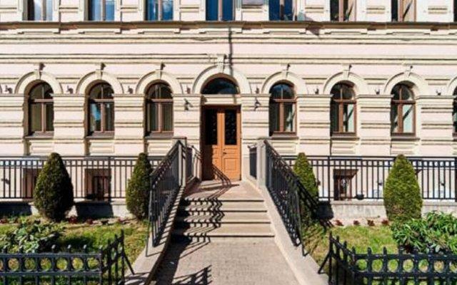 Отель Old Riga Park Studio Латвия, Рига - 1 отзыв об отеле, цены и фото номеров - забронировать отель Old Riga Park Studio онлайн вид на фасад