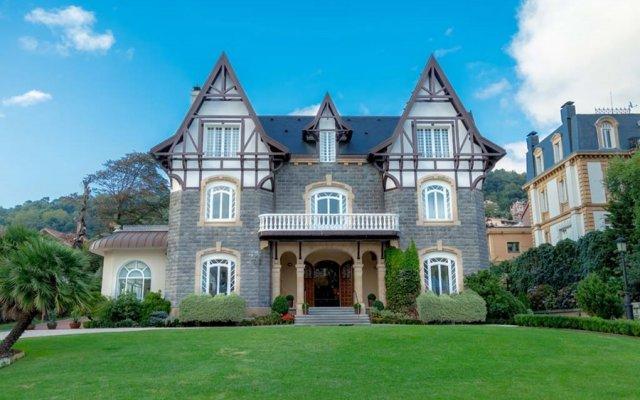Отель Rusticae Villa Soro вид на фасад