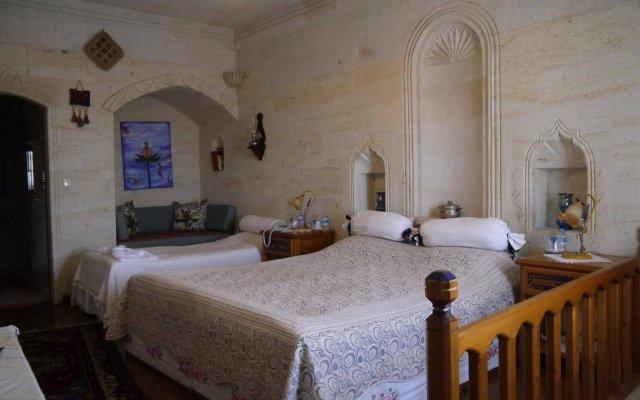Yasemin Cave Hotel Ургуп комната для гостей