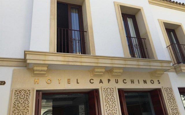 Soho Boutique Capuchinos Hotel вид на фасад