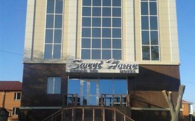 Гостиница Sweet Home Hotel Казахстан, Атырау - отзывы, цены и фото номеров - забронировать гостиницу Sweet Home Hotel онлайн вид на фасад