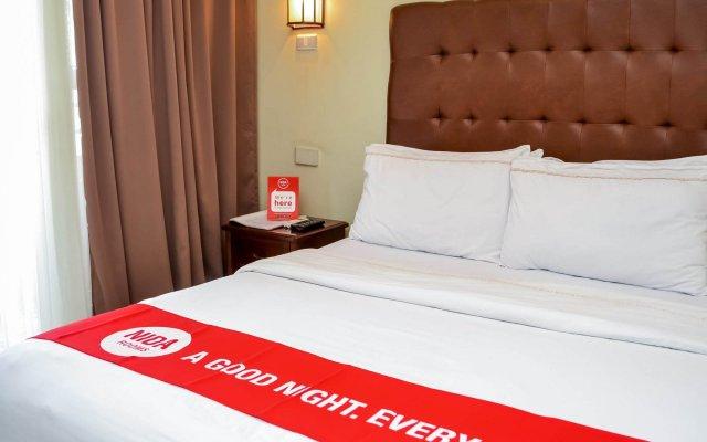 Отель Nida Rooms Pattaya Central Alcazar комната для гостей