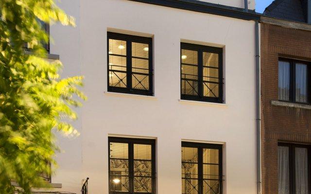 Отель B&B La Maison Haute Бельгия, Брюссель - отзывы, цены и фото номеров - забронировать отель B&B La Maison Haute онлайн вид на фасад