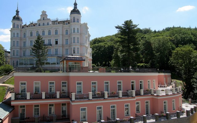 Hotel Bristol балкон