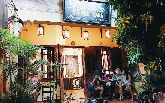 Tribee Bana Hostel Хойан вид на фасад