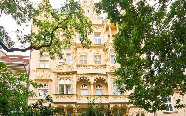 Отель D22 Luxury Apartments Old Town Чехия, Прага - отзывы, цены и фото номеров - забронировать отель D22 Luxury Apartments Old Town онлайн вид на фасад