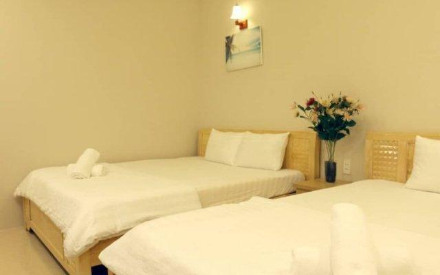 Отель Premium Beach Hotels & Apartments Вьетнам, Вунгтау - отзывы, цены и фото номеров - забронировать отель Premium Beach Hotels & Apartments онлайн вид на фасад