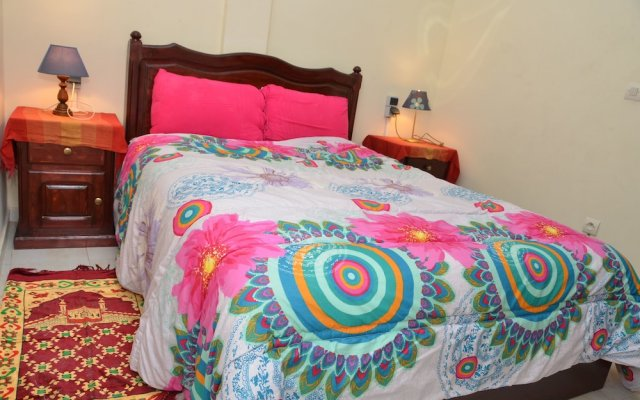 Отель Appartement F3 Marrakech комната для гостей
