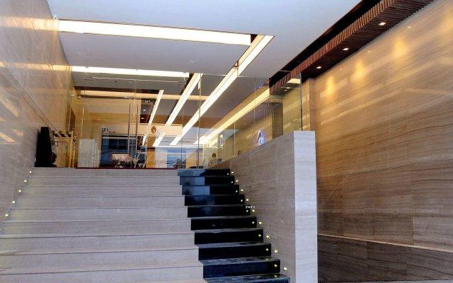 Отель BB Hotel Nha Trang Вьетнам, Нячанг - 1 отзыв об отеле, цены и фото номеров - забронировать отель BB Hotel Nha Trang онлайн вид на фасад