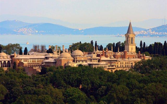 Отель Zeyrek House Istanbul