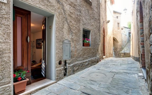 Отель Casa Bicetta Италия, Синалунга - отзывы, цены и фото номеров - забронировать отель Casa Bicetta онлайн вид на фасад