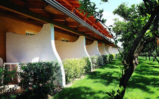 Отель Voi Pizzo Calabro Resort Италия, Пиццо - отзывы, цены и фото номеров - забронировать отель Voi Pizzo Calabro Resort онлайн вид на фасад
