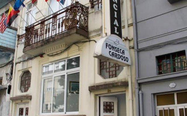 Отель Residencial Fonseca Cardoso вид на фасад