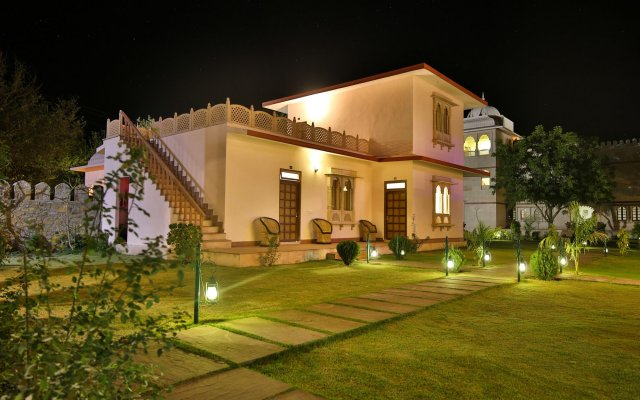 The Sher Garh Resort in Sawai Madhopur, India from 136$, photos, reviews - zenhotels.com hotel front