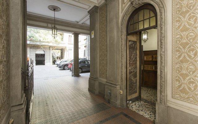 Отель Household - Settembrini 17 вид на фасад