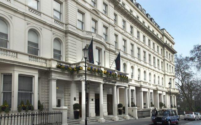 Отель Corus Hotel Hyde Park Великобритания, Лондон - отзывы, цены и фото номеров - забронировать отель Corus Hotel Hyde Park онлайн вид на фасад