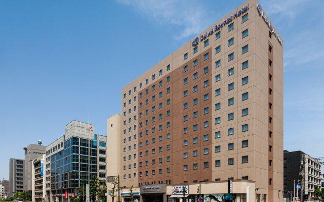 Daiwa Roynet Hotel Oita вид на фасад