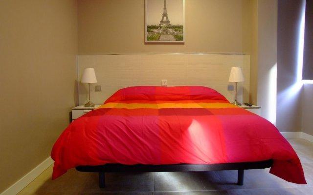 Отель Hostal Vintage Santander комната для гостей