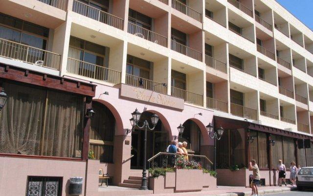Отель The Santa Maria Hotel Мальта, Буджибба - 8 отзывов об отеле, цены и фото номеров - забронировать отель The Santa Maria Hotel онлайн вид на фасад