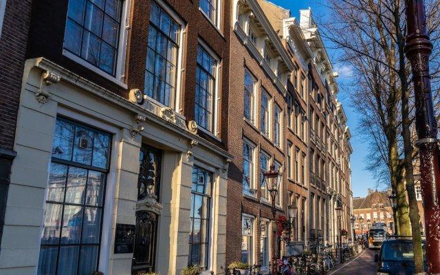 Отель Mauro Mansion Нидерланды, Амстердам - отзывы, цены и фото номеров - забронировать отель Mauro Mansion онлайн вид на фасад