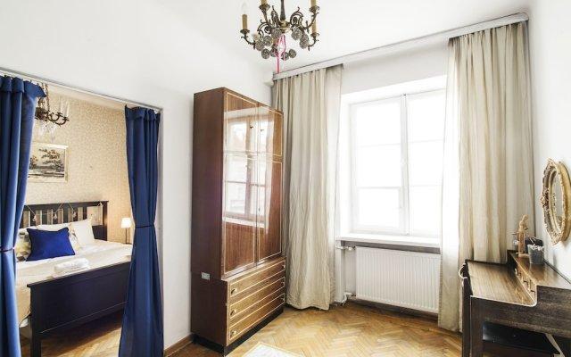 Апартаменты Old Town Charm Apartment Варшава комната для гостей