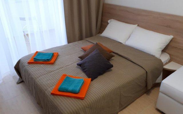 Мини-Отель Берег Анапы комната для гостей