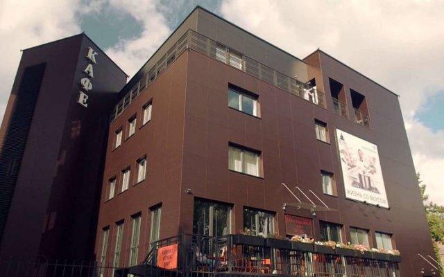 Бутик-отель Параdoх вид на фасад