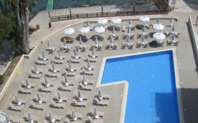 Harmony Bay Hotel вид на фасад