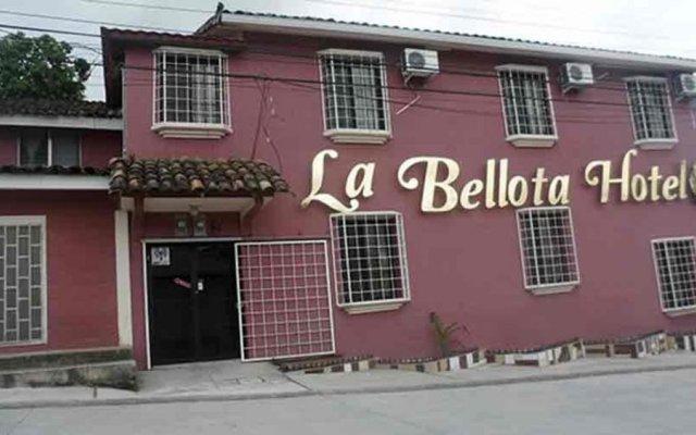 La Bellota Hotel вид на фасад