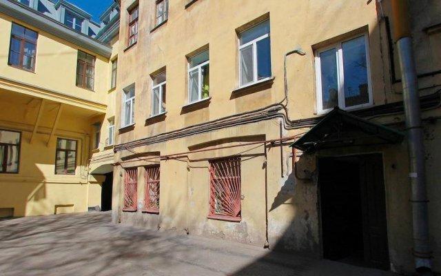 Мини-Отель Аморе вид на фасад
