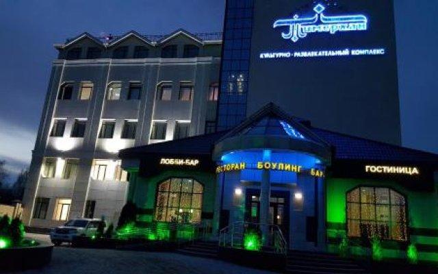 Гостиница Тимерхан вид на фасад
