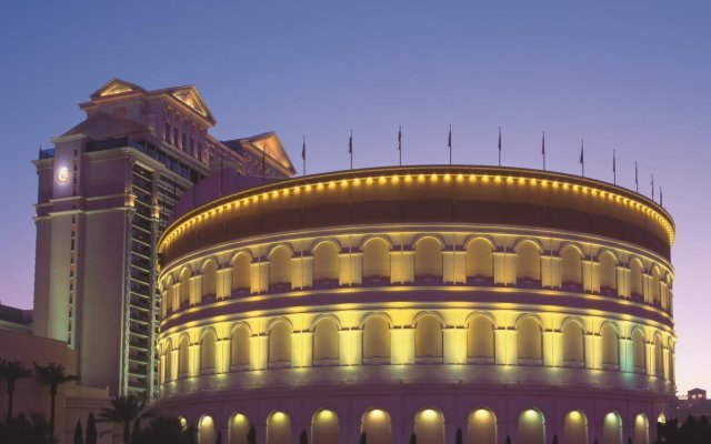 Отель Caesars Palace США, Лас-Вегас - 8 отзывов об отеле, цены и фото номеров - забронировать отель Caesars Palace онлайн вид на фасад
