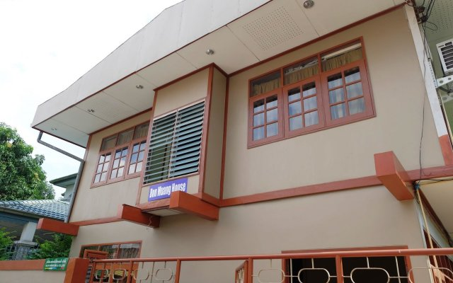 Отель Don Muang Boutique House Бангкок вид на фасад