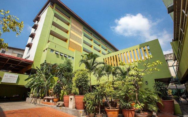 Отель The Aiyapura Bangkok вид на фасад