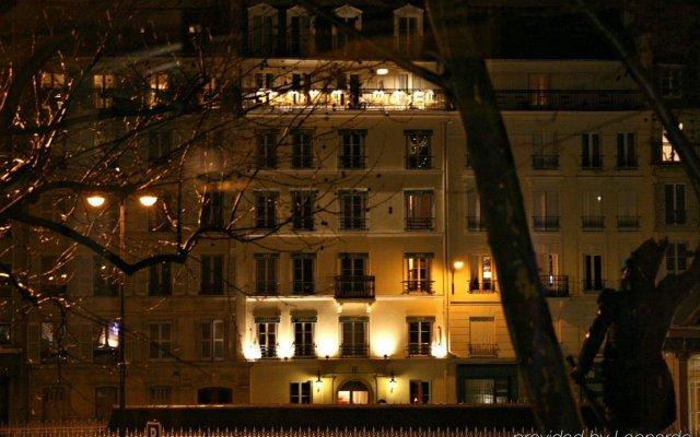 Hotel Beauvoir вид на фасад
