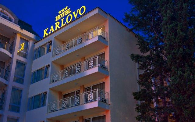 Karlovo Hotel вид на фасад