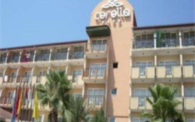 Отель Side Corolla вид на фасад