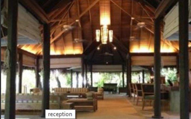 Отель Coco Bodu Hithi вид на фасад
