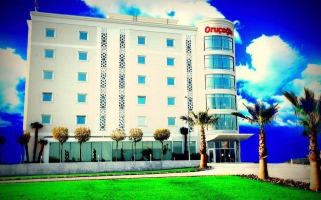 Orucoglu Oreko Hotel вид на фасад