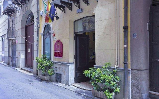 Отель Locanda Del Gagini Палермо вид на фасад