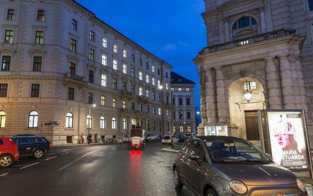 Отель Palais Rathaus by Welcome2Vienna вид на фасад