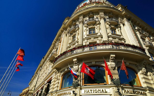 Гостиница Националь Москва развлечения