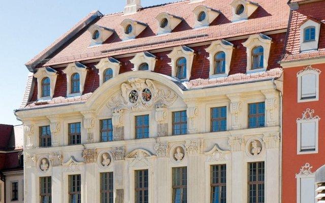 Отель Hapimag Resort Dresden Германия, Дрезден - отзывы, цены и фото номеров - забронировать отель Hapimag Resort Dresden онлайн вид на фасад