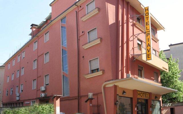 Отель Piave вид на фасад