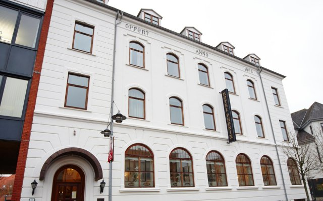 Helnan Phønix Hotel вид на фасад