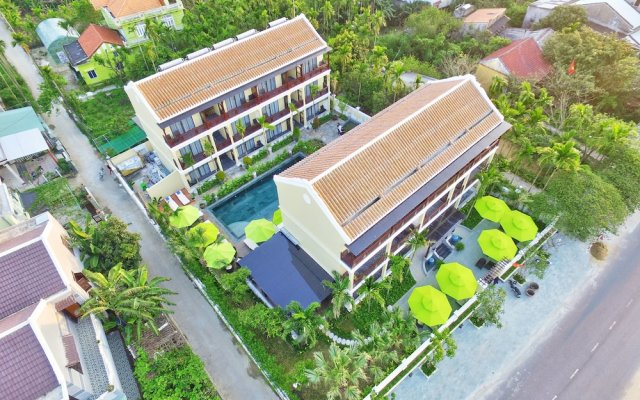 Отель Hoi An Field Boutique Resort & Spa вид на фасад