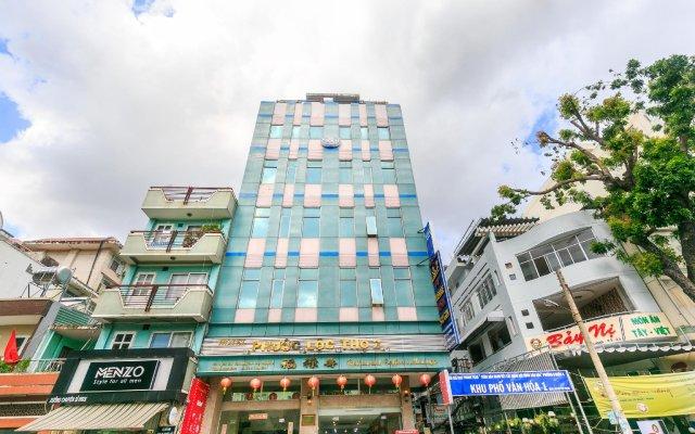 Phuoc Loc Tho 2 Hotel вид на фасад